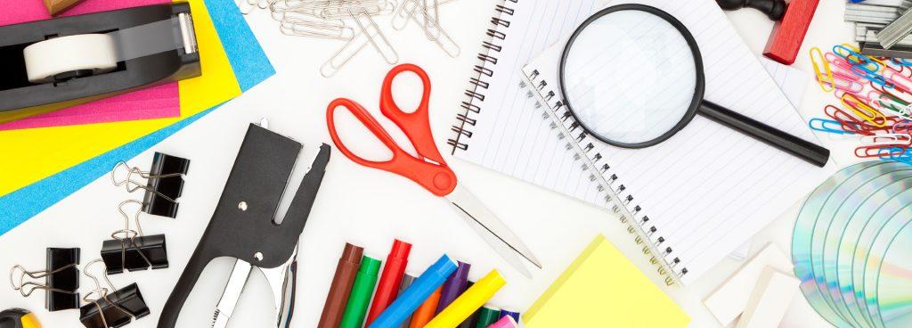 ¿Estás buscando material de oficina? / Hiperoffice