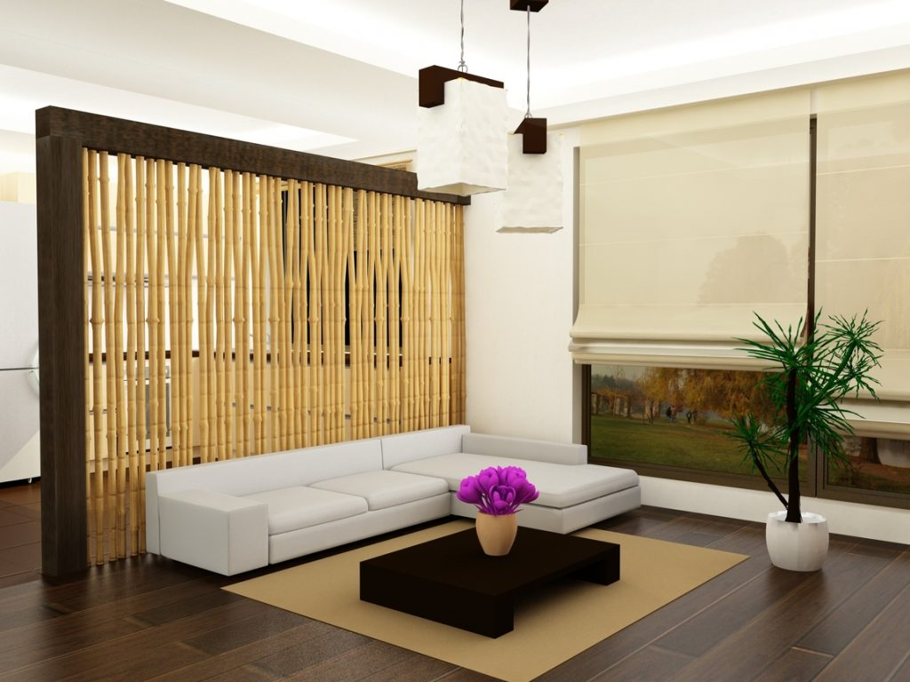 Decorando con Bambu. La belleza de la naturaleza.